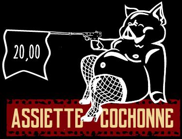 L'Assiette Cochonne - Les Tontons Flingueurs